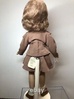 14 Vintage Antique Madame Alexander WAAC 1942 All Original Military Blonde #SC5