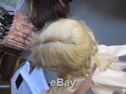 14 vintage GOOD FAIRY ALEX DOLL clothing MADAME ALEXANDER wings ANGEL blonde