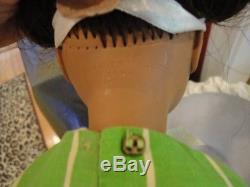 17 Vintage 1965 Madame Alexander Black African American Leslie Doll Beauty RARE