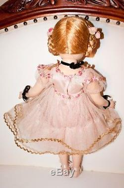 18 Rare version of Vintage Madame Alexander Karen Ballerina