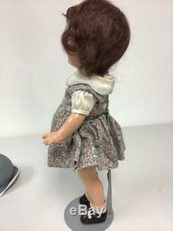 18 Vintage Composition Madame Alexander Jane Withers Doll