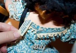 18 Vintage Madame Alexander Extrememly Rare BLUE Edwardian Glamour Girl