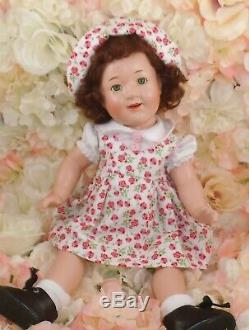 19 JANE WITHERS doll Madame Alexander child actress ShirleyTemple era 1930's