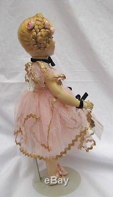 1948 Madame Alexander Karen Ballerina 15 Doll Lee Sargent Museum Quaility RARE