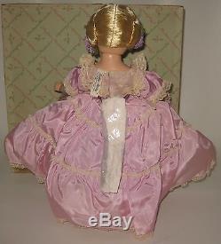1949 Madame Alexander Godey Lady #1883 MIB Museum Quaility Stunning Rare Outfit