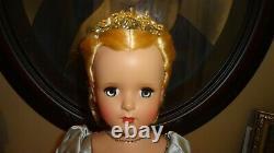 1950 Madame Alexander Margaret Face 18 CINDERELLA #8800 Doll with Box READ