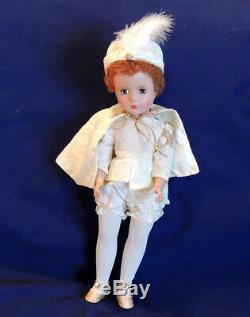 1950's Madame Alexander 14 CINDERELLA & PRINCE CHARMING. Dolls All Original