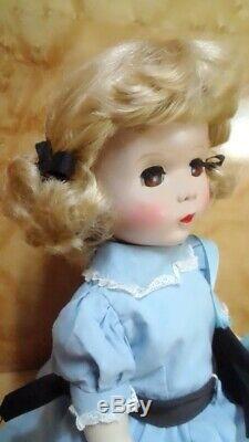 1950s 18 inch Madame Alexander Teen Maggie walker doll