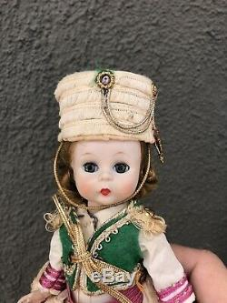 1950s Madame Alexander Doll Drum Majorette Outfit Wendy Kin