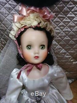 1950s Original tagged Madame Alexander 16 inch Elise doll