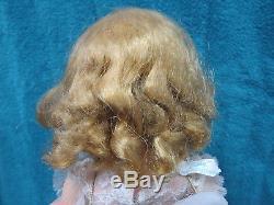 1950s Vintage 19 Madame Alexander Cissy Bride Doll withHP Head