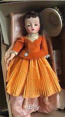 1952 madame alexander 15 inch doll
