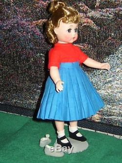 1962-63 Madame Alexander That Came In A Pamela Gift Set Has The Lissy Face