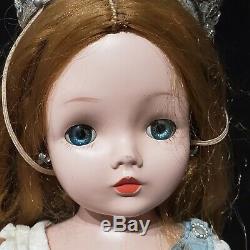 20 1950s Madame Alexander Cissy Queen Elizabeth Coronation Doll-Tagged