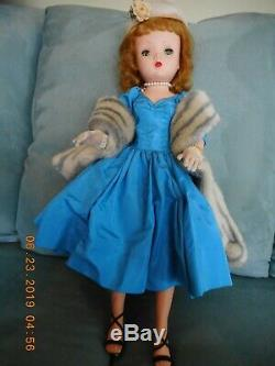 20 MADAME ALEXANDER #2012 CISSY DOLL 1956 withBox