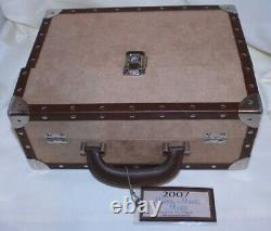 2007 ALEXANDER UFDC MUSIC CISSETTE TRUNK SET Convention 167/1500