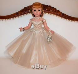 21 Dazzling Rare Vintage Madame Alexander Kathryn Grayson Mystery Portrait doll