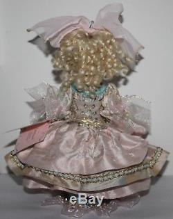 8 Madame Alexander Exquisite Doll tagged COURTYARD in Hard Box