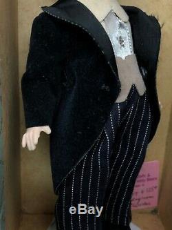 8 Vintage AntiqueMadame Alexander Bent Knee Walker 1956 Groom Wedding With Box AC