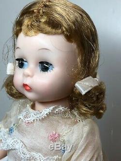 8 Vintage Madame Alexander Doll Bent Knee Walker Wendy Kin All Original #Ac
