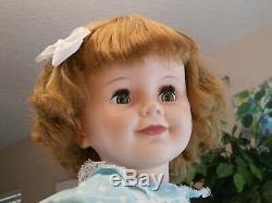 Adopt a Lifesize 35 Doll Googly Eyes Madame Alexander 1959 Joanie Playpal Doll