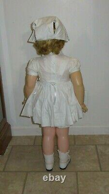 Alexander Company Joanie Doll Original Nurse Outfit with pinned Watch