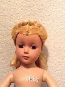 Alexander Vintage 1950 HP Pristine Cinderella 14 Doll
