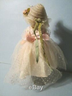 Beautiful 1950's Madame Alexander 9 Cissette Doll Tagged Outfit Fabulous NM+