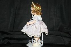 Beautiful Madame Alexander 1955 SLW Wendy Dressed for Maypole Dance