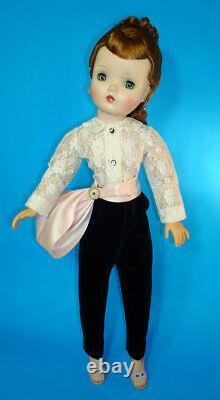 Beautiful Replica Cissy Doll Toreadore Pant Set withpants, blouse, sash (no doll)