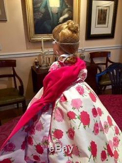 Cissy Madame Alexander Vintage in Reproduction gown