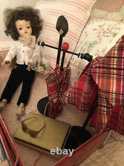 Cissy madame alexander doll With Clothes Jewelry Shoes Etc