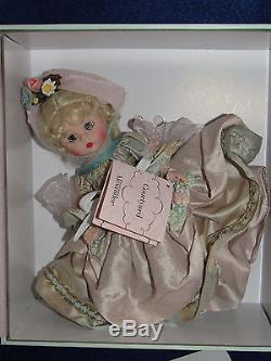 Courtyard Madame Alexander Limited Edition 8 Doll #38840 2004 Mib