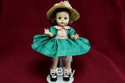 DARLING Madame Alexander-kins BKW 1956 Brunette Doll