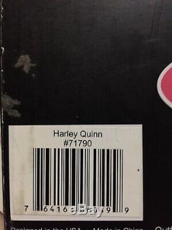 DC Fashionista Squad Harley Quinn by Madame Alexander 16 NIB W Stand