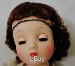 Doll Cissy, Madame Alexander 1950/60 /Original dress/Elise in Garden Party Gown