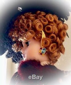 Dressed To The Nines MIB Madame Alexander CISSY PARIS Doll #22300 NRFB