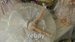 ELISE Madame Alexander 16.5 1957 BRIDE ORIG TAG GOWN VEILCORONETBOUQUETPETTI