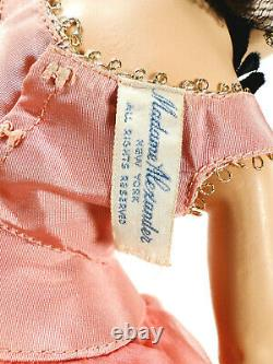 Fabulous, Rare Alexander Tagged Maggie Margot Ballerina, 14 Hard Plastic Pink