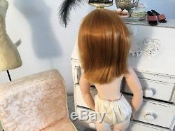 GORGEOUS VINTAGE 16 inch Madame Alexander Maggie Mixup Elise Doll Redhead Beauty