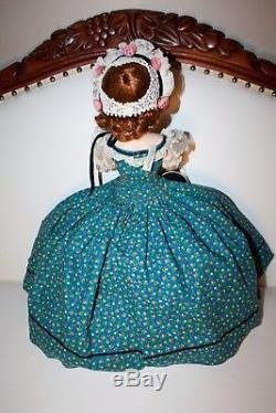 Gorgeous 18 Vintage Madame Alexander Blue Danube Glamour Girl
