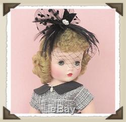 Gorgeous 1956 Honey Blonde Vintage Madame Alexander Cissy