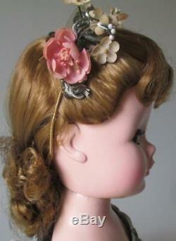 Gorgeous Madame Alexander 20 Cissy Doll in Original Tagged Gown 1955