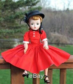 Gorgeous Madame Alexander Vintage Cissy Doll Wow