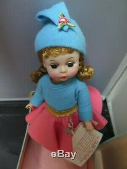 Hard to Find Ice Skater Doll in lovely condition Wendy-kins, tagged