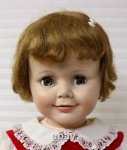 Joanie Companion Doll by Madame Alexander 1960 36Tall Re dressed Stand Included