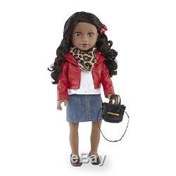 Journey Girls 18 inch Fashion Doll Chavonne African American beautiful girl