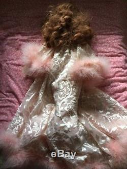 LE 1997 Madame Alexander 21 Cissy Secret Red Hair Doll MA Couture Collection