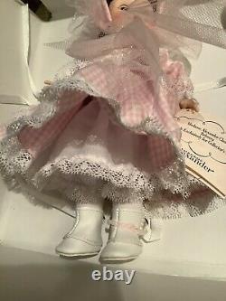 LE Madame Alexander Doll 8 In Rebecca #38210 From 2003 /Collectors United. New