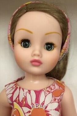 Lilly Pulitzer Cissy 1999 MADC convention LE 25 Madame Alexander Doll 21 inch